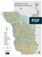 Land Cover in the Driftless Region of Wisconsin