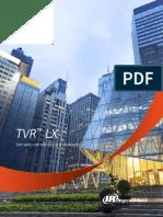 Catálogo Comercial TVR LX