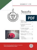Revista Sociedad Teosofica en Argentina Dic 2017
