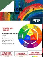 Teoría del Color 3° y 4° básicos