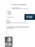 PREGUNTAS TIPOS ICFES