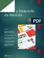 Diseño y Desarrollo de Marcas