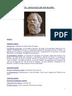 APOLOGIA A SOCRATES