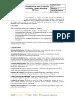 Anexo 1. Procedimiento IPER