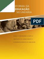 Unesco Reforma Da Educação Secundária