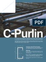 C-Purlin