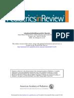 ADHD Revisión - Peds Rev 2010
