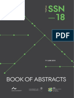 SSN2018_Book_of_abstracts2