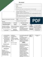 Plan Mensual 7 Basico (Ingles)