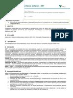 PTP-000811 Diretrizes para Análise de Riscos de Tarefa - ART