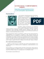 Corrientes Contemporánea Del Pensamiento de Las Ciencias Sociales y Sus Principales Representantes.