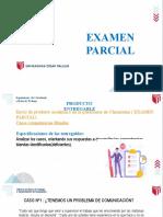 EXAMEN PARCIAL - Casos Competencias Blandas