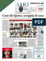 Corriere Della Sera Bergamo 4 Aprile 2020