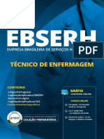 Ebserh 2019 Tecnico de Enfermagem