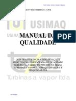 ManuaL da Qualidade_Sumario