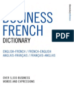 more photos d6946 efcdd French-English Dictionary (35,273 Entries)
