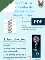Diagnóstico Molecular de Enfermedades Hereditarias