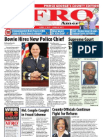 Prince George's County Afro-American Newspaper, April 2, 2011