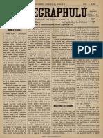 Telegrafulu, 25 aprilie 1871