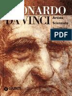Simona Cremante - Leonardo Da Vinci. Artista, Scienziato, Inventore-Giunti (2005)