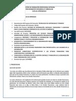 Guia_de_Aprendizaje Nº 25 Notas y Revelaciones a los Estados Financieros