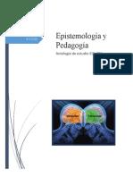 Antología 7 Epistemología y pedagogía