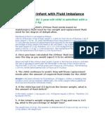 Case Study-Infant with Fluid Imbalance08-10-KEY