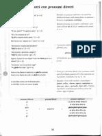 24 Pronomi indiretti con pronomi diretti