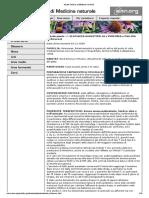 Echinacea - Società Italiana di Medicina naturale