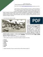 Actividad Chile a Comienzos Del Siglo XX Cuestion Social 2021