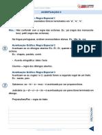 Gramática -  Acentuação - aula 2