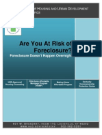 Kentucky - Are You At Risk of Foreclosure? by HUD Louisville Field Office