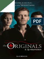 eBook Julie Plec the Originals T3 La Resurrection