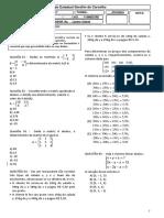 Atividades de matematica do 2º ano II