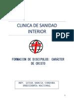 CLINICA DE SANIDAD INTERIOR