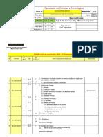 Planificação de Mecânica Dos Fluidos- 2018- Prof Isalino