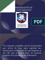 SOPORTES Y LIBROS DE CONTABILIDAD