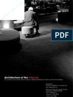 Architecture of the Interval