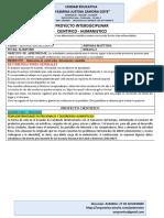 GUIA   CONTEXTUALIZADA  DE  PROY. C - H  -  S3- PROY- 2----------------