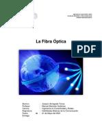 INFORME FIBRA ÓPTICA FORMATO APA