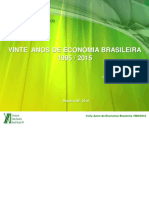 Dados Macroeconomicos Da Economia Brasileira