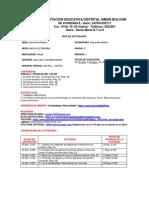 GUIA 9° Ed. Artística 2P (CV)