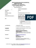 GUIA DE ACTIVIDADES No.2 Grado 8° 2020 P (1)