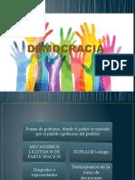 DEMOCRACIA BASICA