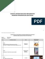 Pedoman Monev PPG 2021 + contoh format data realisasi - KPK