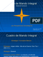 Cuadro de Mando Integral V1.2