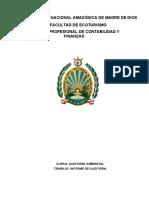 Informe de Auditoria PACIFICO S.A