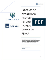 Informe Mantencion 2016-2018 PCE GERDAU