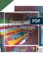 Diagnóstico maderable Coliseo