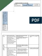Planificación Matemática Junio